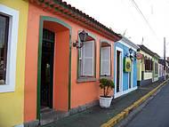 Casario preservado colore centro histórico