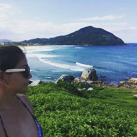 Praia do Ferrugem - Lugar Maravilhoso!!!!!