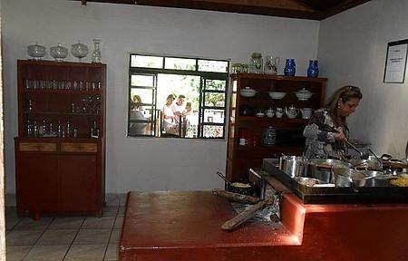 Restaurante da Vilma - Espetacular a carne de lata...