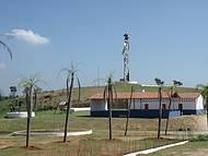 Local criado para descanso e concentra��o de romeiros rumo a Pirapora