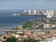 Vista de Aracaju a partir do Morro do Urubu