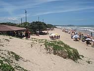 Final de semana na praia do Ulé