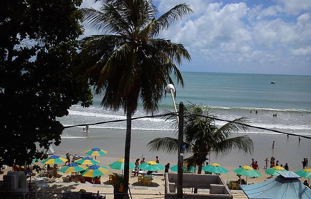 Quintal do D'Beach Resort