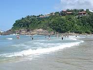 Dia Lind�ssimo na Praia do Ten�rio