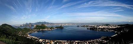 Parque da Cidade - Uma das mais belas vistas da Cidade Maravilhosa!
