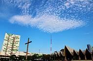 A Catedral de Cascavel é um cartão postal da cidade !