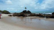 Praia linda e ótima para banho