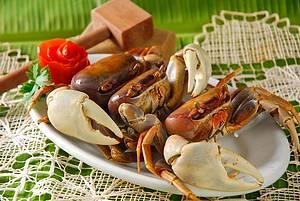 Caranguejo: Martelinho � indispens�vel para degustar a del�cia -