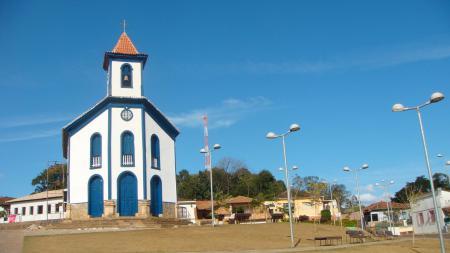 Igreja na praça