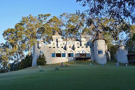 Parc Magique & Pista de Esqui - Castelo é cheio de surpresas!