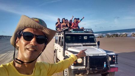 Astral Turismo - Passeio Maracajaú VIP