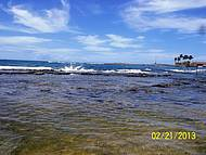 Praias Calmas
