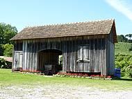 Casa de emigrante  -Cantina Strapazzon