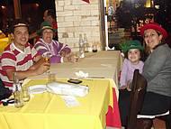 Noite Alemã no Restaurante Fritz