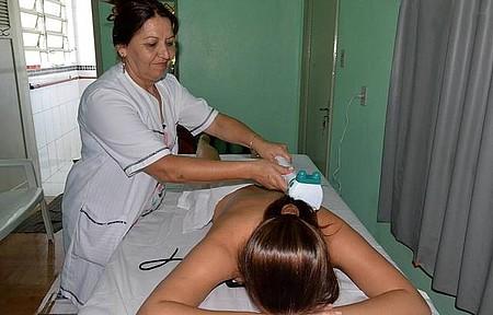 Massagem - Relaxamento garantido nas sessões com terapeutas