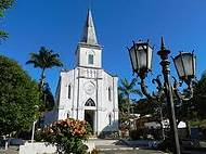 Santos Dumont foi batizado aqui!!!!!