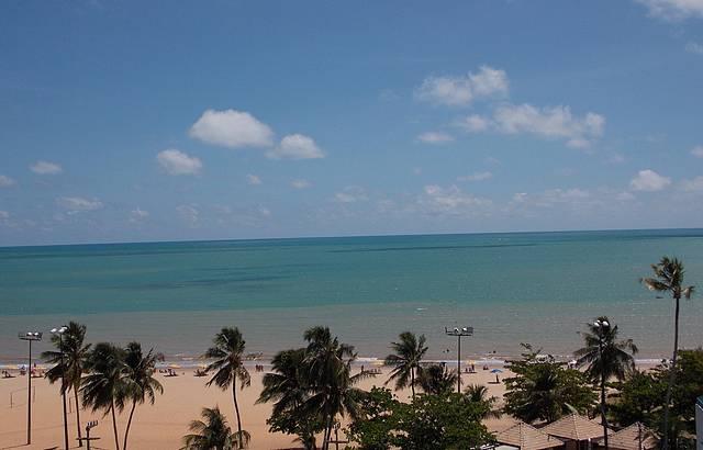 Praia de Cabo Branco -PB
