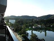 Vista da Suite Luxo com Hidro no Nono Andar...