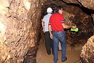 A mina mais antiga do Brasil aberta a visita��es