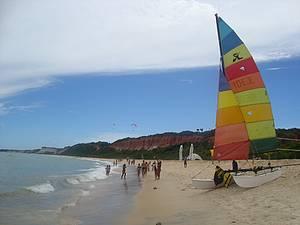 Pitinga: Praia é uma das mais charmosas da região<br>