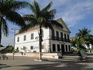 Casa de Cultura (antiga Câmara dos Vereadores)