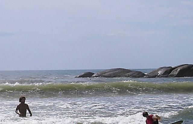 Aula de Surf para crianças