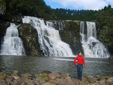Cachoeira do rio cará - Linda Cachoeira