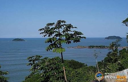 Guaraú - Paraíso no litoral sul