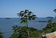 Paraíso no litoral sul