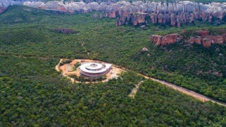 Parque da Serra da Capivara (PI) ganha museu - Museu fica em meio a Patrimônio da Humanidade