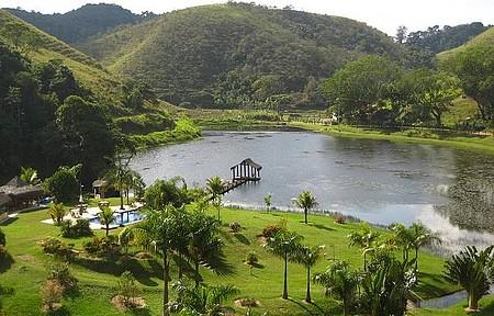 Reservas naturais - Cidade é repleta de recantos para relaxar