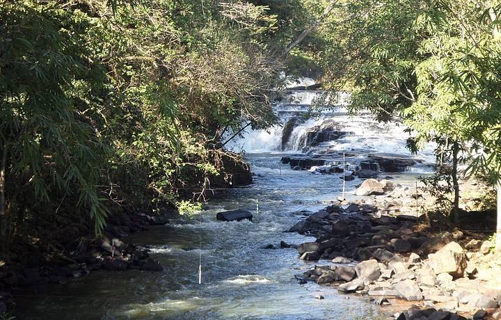 A beleza do rio