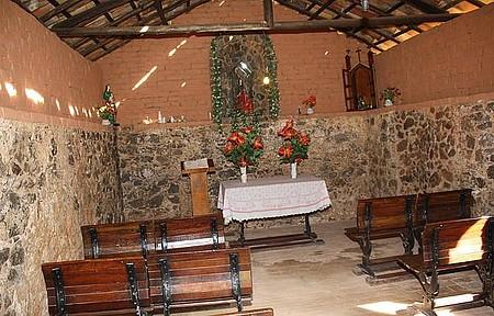 Capela Santa Barbara - Patrona dos Mineiros