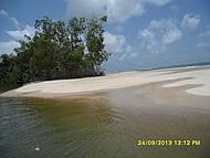Passeio de Canoa no Igarapé