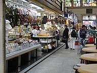 Interior do Mercado