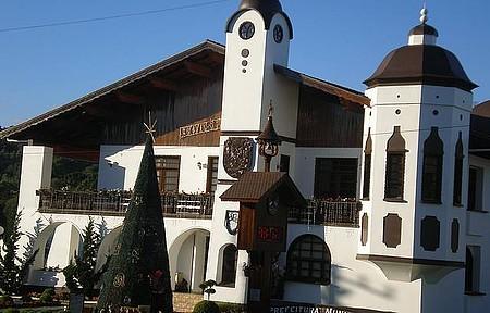 Santa Catarina - Prefeitura Municipal em 13 Tílias