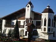 Prefeitura Municipal em 13 Tílias