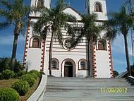 Foto da Igreja Matriz de Treze Tílias
