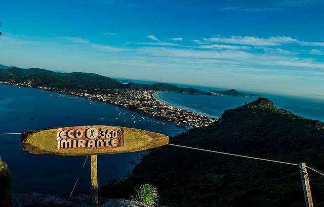 Cultura e natureza na Costa Verde & Mar (SC)