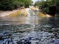 Ribeirão do Meio ótimo para Banho