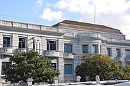Fachada do Museu Paranaense
