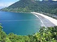 A caminho de Angra dos Reis....n�o me lembro o nome desta praia...