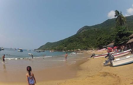 Praia do Pouso da Cajaiba