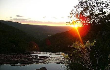 Pôr-do-Sol no Riachinho
