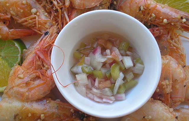 Delícia de camarão!!!