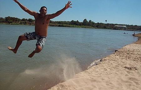 Praia do Vapor - Rio Sao Francisco Bom D+