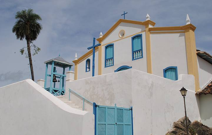Igreja construída em 1761