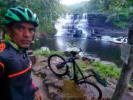 Passeio ciclístico para o Vale do Paraíso