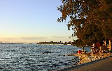 Praia do Sudoeste - Final de tarde