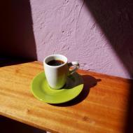 Cafezinho vai bem a qualquer hora!